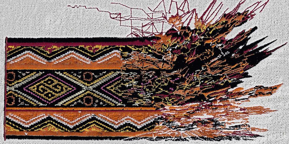 Weaving Data: the work of Paola Torrez Núñez de Prado