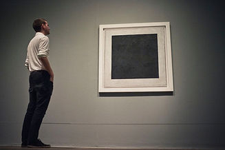 Malevich-Black-Square-on-display-at-Tate