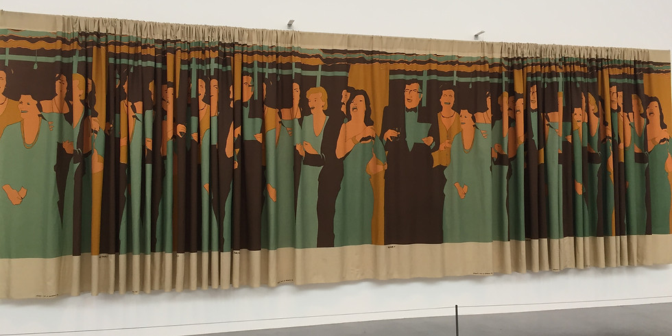 Tate Modern- Latin American female artists