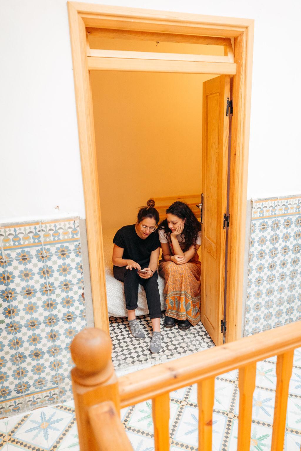 Chambre au 2 ème étage