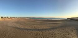 La plage de 4 km