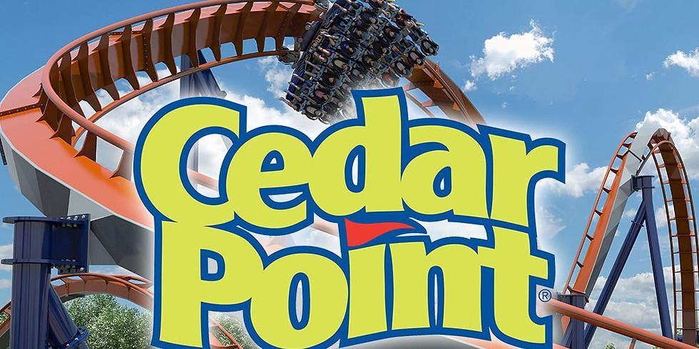 Cedar Point Halloweekend!!!
