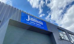 Johnson's Glazing Exterior