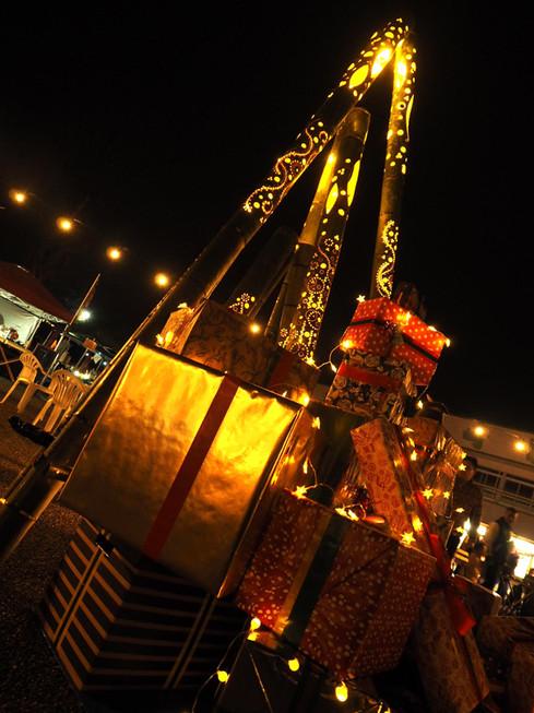 日本平夜市