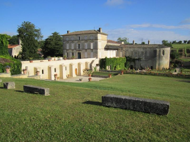 L'abbaye de Fontdouce, France pic2.JPG