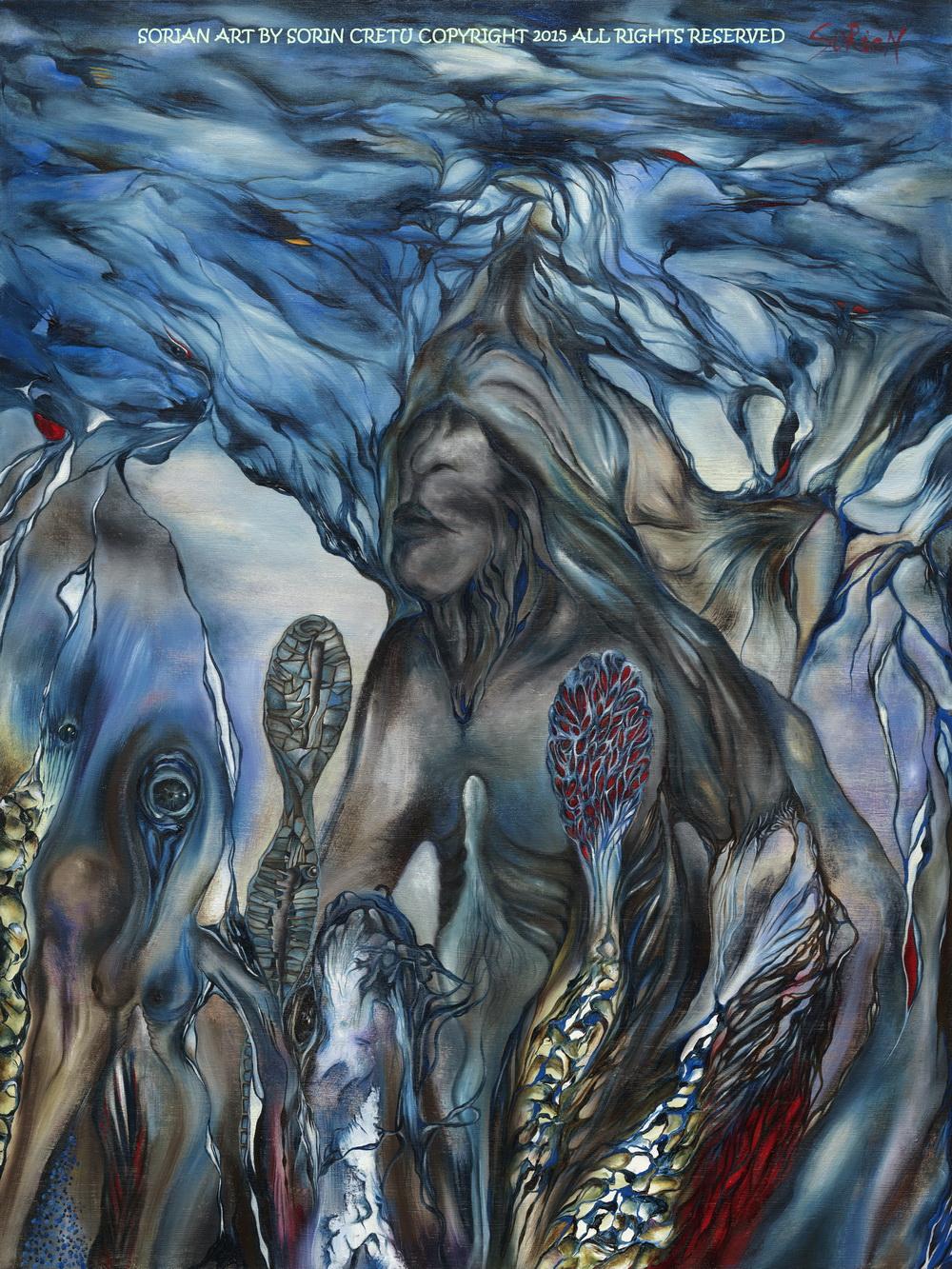 Visions of a shaman1 - SORiaN (Sorin Cretu) - 2016 - Size 40x30inch - very small.jpg