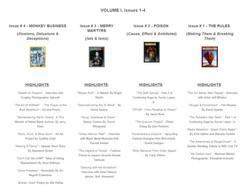 Enzyme Arts, Vol. I, No. 1 to 4 - highlights.JPG