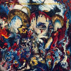 The Psychedelic Clown by SORiaN (Sorin Cretu) Size 24x24inch - 2015.jpg