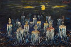 Forest of Gods by SORiaN (Sorin Cretu) - 2015 - Size 24x36 inch.jpg