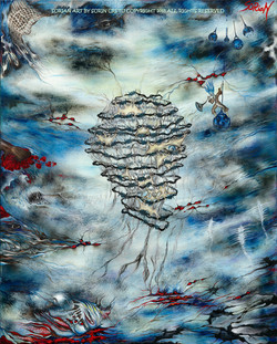 Dawn of Ego - SORiaN (Sorin Cretu) - 2015 - Size 30x24inch - Smaller.jpg