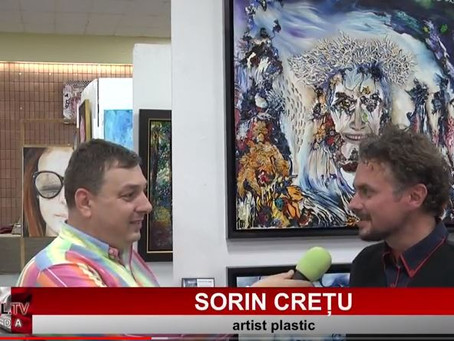 SORiaN ArT  - Interview with NasulTv Canada