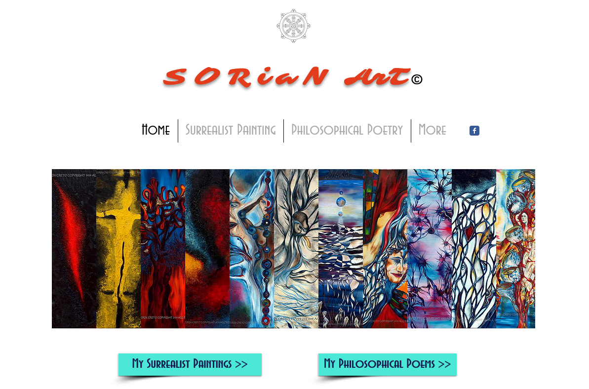 SORiaN ArT Website promo1.png