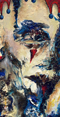 Psychedelic Clown by SORiaN (Sorin Cretu