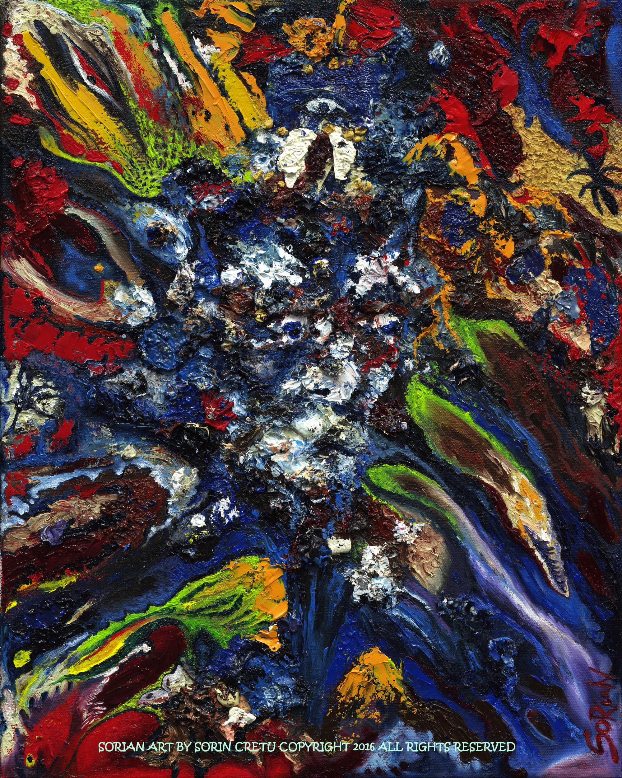 Gaia - SORiaN (Sorin Cretu) 2016 - Size