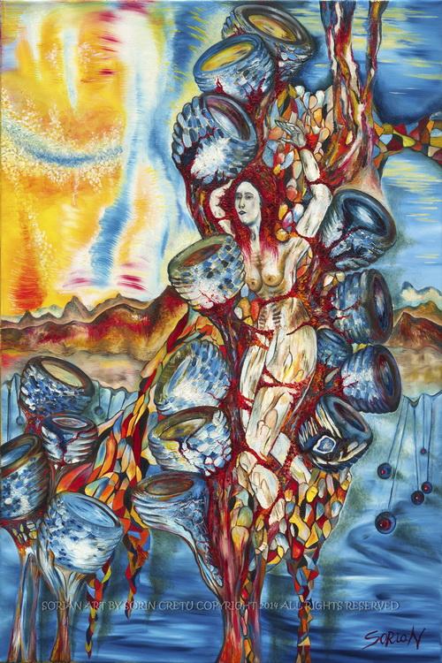Alien symbiosis by Sorian (Sorin Cretu) 36x24inch.jpg