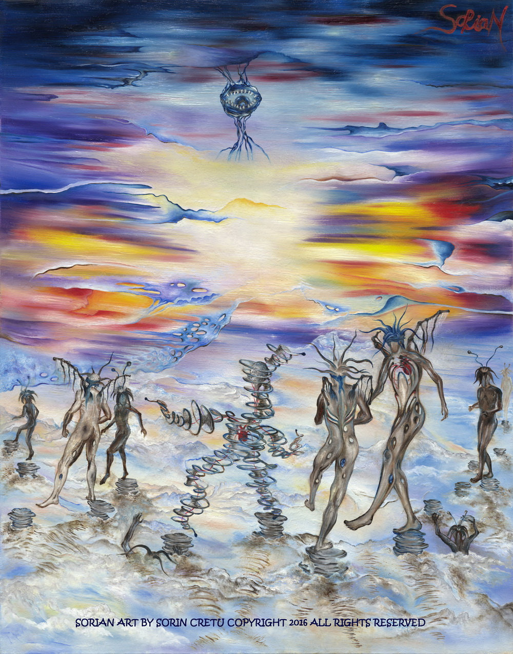 Blind Dreamers - SORiaN (Sorin Cretu) - 2016 - Size 28x22 inch - very small.jpg