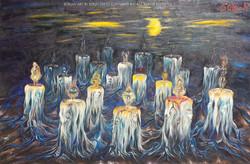Forest of Gods by SORiaN (Sorin Cretu) 2015 - Size 24x36.jpg