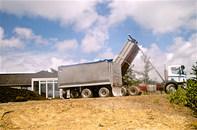 Bulk Topsoil delivery