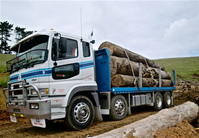 Log Transport