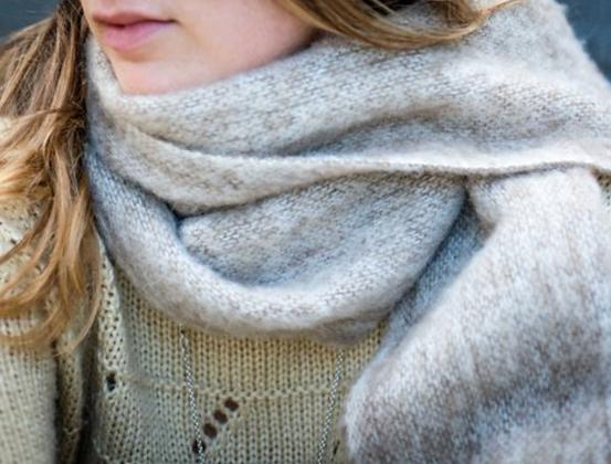 Masterweave Scarves (Plain Colours)