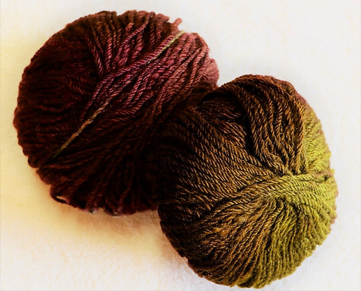 Forest and Berries Yarn