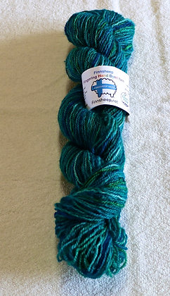 3 Ply Peacock Blue