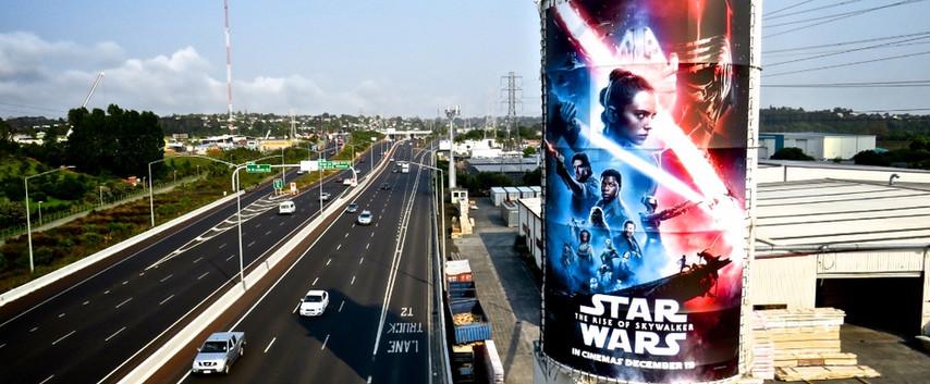 Star Wars In Cinemas December 19