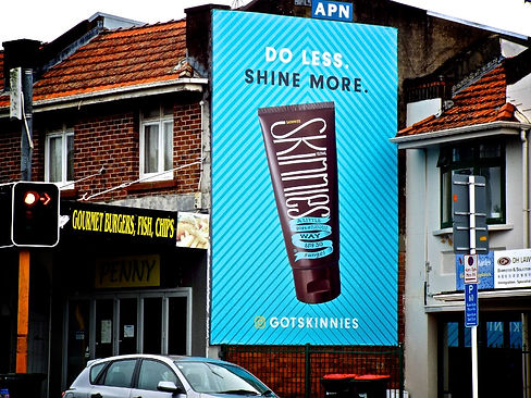 Skinnies Billboard