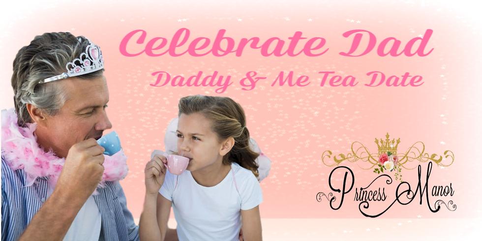 "Father Daughter ""Tea Date"""
