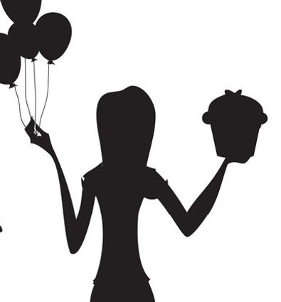 set-of-three-girls-silhouettes-at-birthd