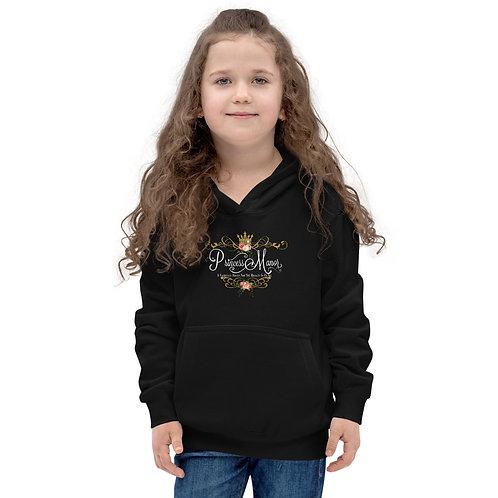 Princess Manor Logo Kids Hoodie