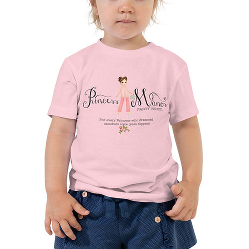 Girly Toddler Short Sleeve Tee