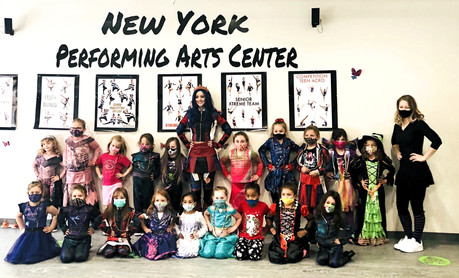 We love visiting our friends at NYPAC