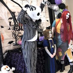 Nightmare of a Halloween
