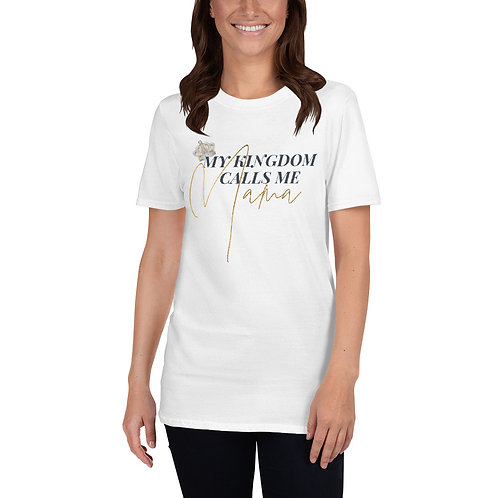 Woman Short-Sleeve Unisex T-Shirt