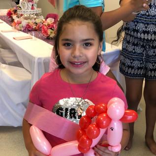 Balloon Art Available