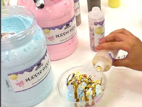 Ice Cream Body Scrub