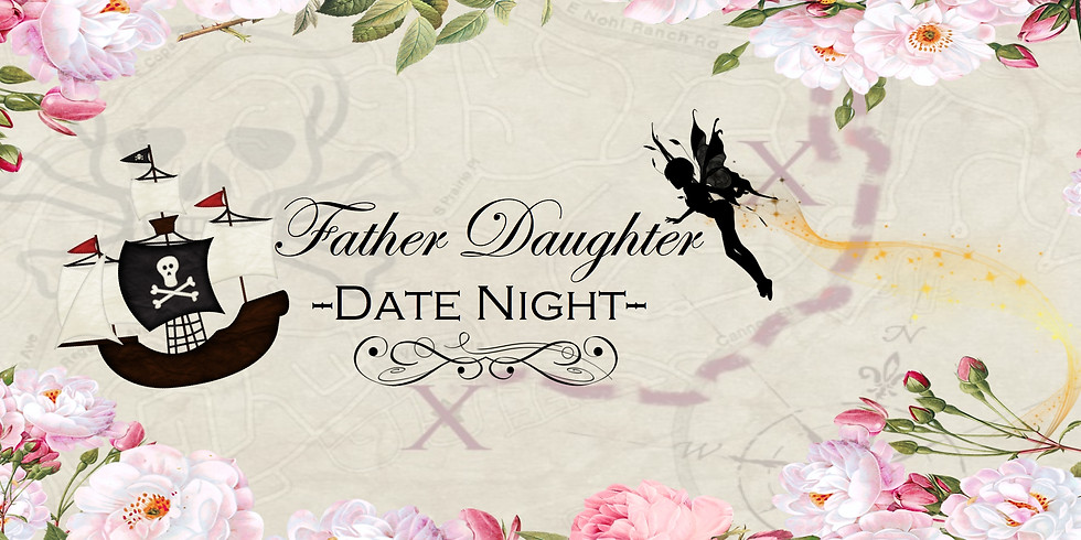 """Father Daughter """"Date Night"""""""