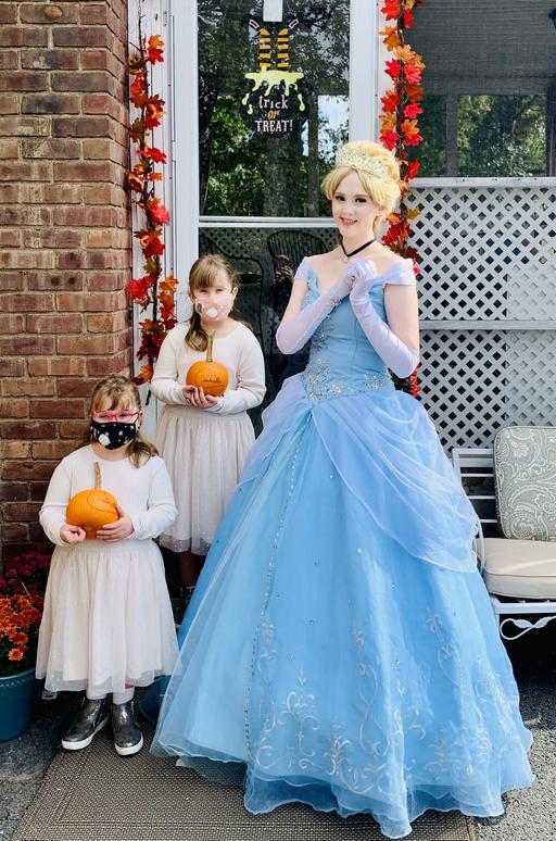 Royal Pumpkin Delivery