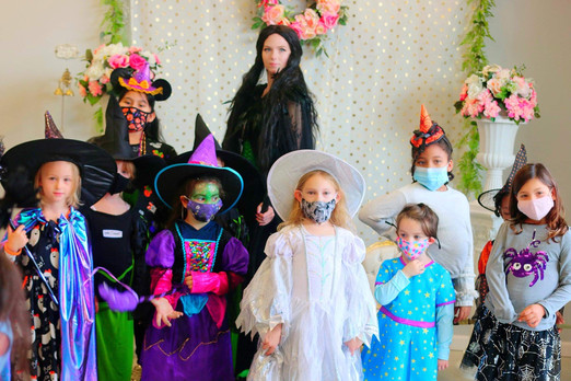 Witch Event at the Princess Manor