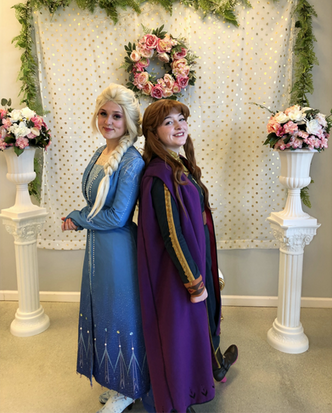 Snow Sisters II Attire