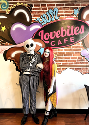 Visiting out friends at LOVEbites