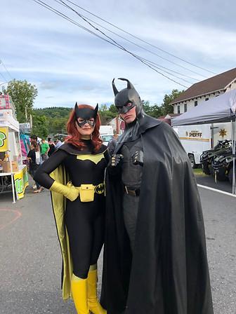 Bat Hero Duo