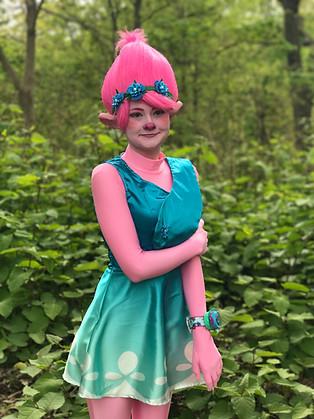 Pink Princess Troll