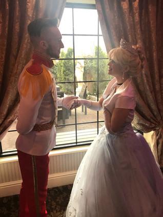 Prince Charming & Princess