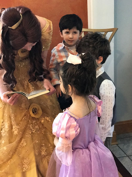 Once Upon A Tea Party, Princess, Birthday