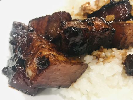 Adobo Tuyo: Dry Caramelized Pork Belly
