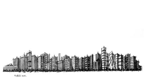 skyline #1 2017