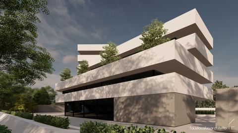 Edificio Polifuncional 2020, Spain