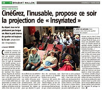 Presse insyriated